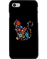 CAT FLOWER Phone Case thumbnail