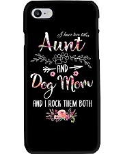 Dog I Have Two Titles Phone Case thumbnail