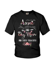 Dog I Have Two Titles Youth T-Shirt thumbnail
