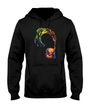 Elephant Baby Hooded Sweatshirt front