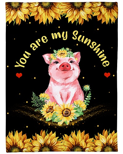 Pig You Are My Sunshine