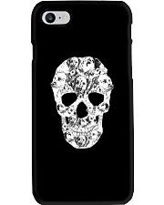 Dalmatian Skull Phone Case thumbnail