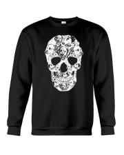 Dalmatian Skull Crewneck Sweatshirt thumbnail