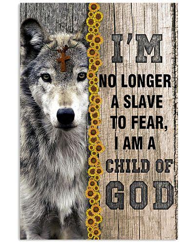 Wolf I'm No Longer A Slave