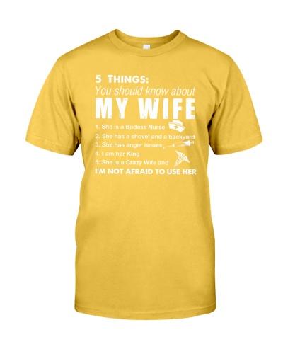 Nurse My Wife