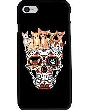 Skull Chihuahua Phone Case thumbnail