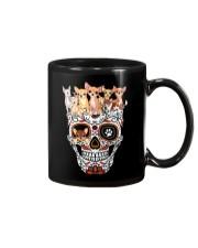 Skull Chihuahua Mug thumbnail