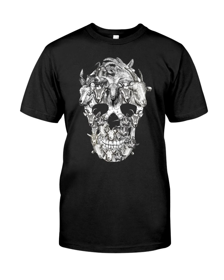 Goat Skull Classic T-Shirt
