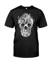 Goat Skull Classic T-Shirt front