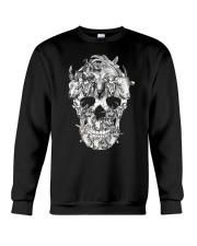 Goat Skull Crewneck Sweatshirt thumbnail