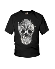 Goat Skull Youth T-Shirt thumbnail