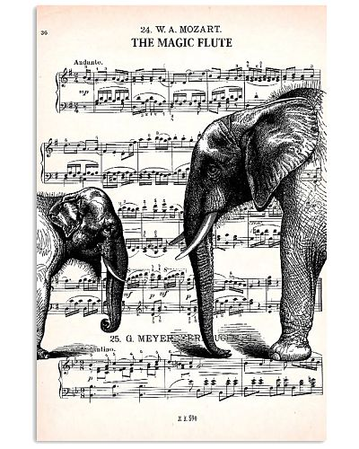 Elephant The Magic Flute