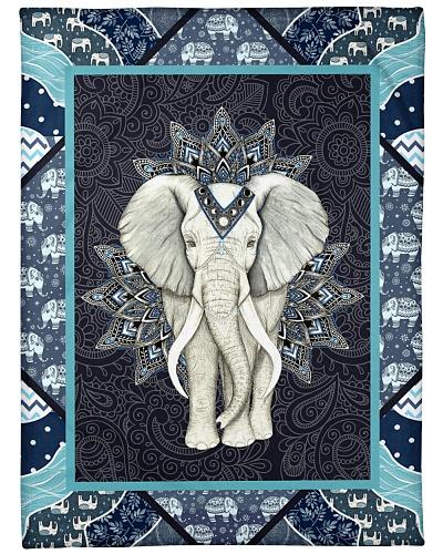 Elephant India Pattern