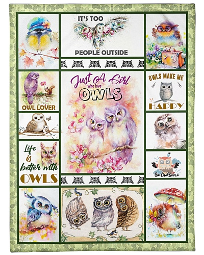 Owl Funny Owls Make Me Happy Graphic Design