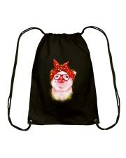 Pig Beauty Drawstring Bag thumbnail