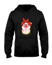 Pig Beauty Hooded Sweatshirt thumbnail
