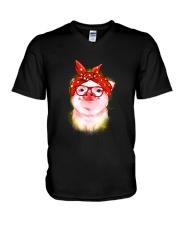 Pig Beauty V-Neck T-Shirt thumbnail