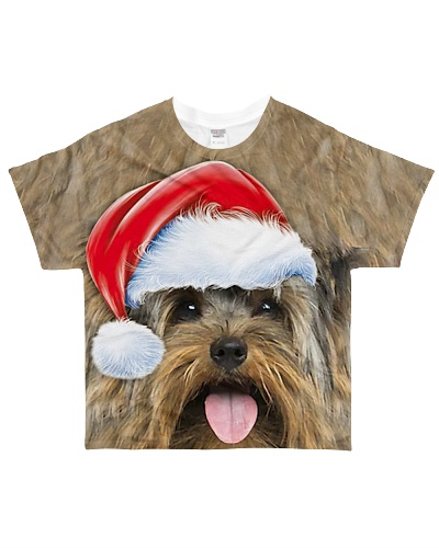 Yorkshire Terrier Xmas