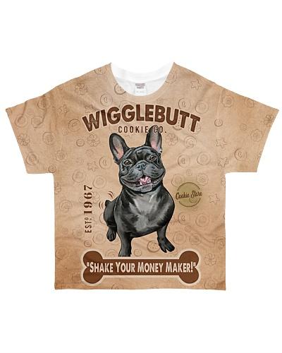 French Bulldog Wigglebutt
