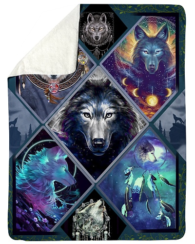 Wolf Funny Myth Faces Graphic Design