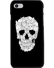 Cat Skull Phone Case thumbnail