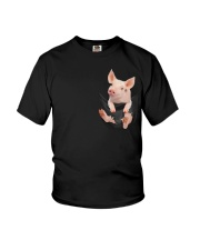 Pig In Pocket Youth T-Shirt thumbnail