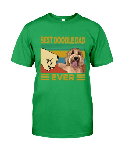 Best Doodle Dad Vintage