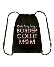 Border Collies Mom Drawstring Bag thumbnail