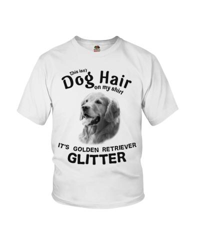 Golden Retriever Glitter