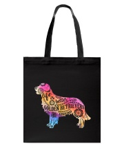 Life is better with Golden Retriever around Tote Bag thumbnail
