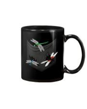 Dragonfly In Pocket Mug thumbnail