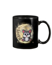 Wolf anh the moon Mug thumbnail