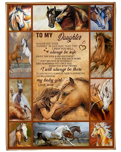 Horse Mom To My Daughter