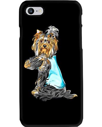 Yorkshire Terrier I Love Mom