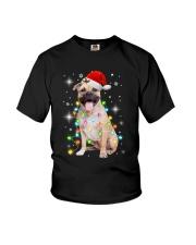 Staffordshire Bull Terrier Light Youth T-Shirt thumbnail