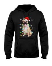 Staffordshire Bull Terrier Light Hooded Sweatshirt thumbnail