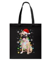Staffordshire Bull Terrier Light Tote Bag thumbnail