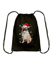 Staffordshire Bull Terrier Light Drawstring Bag thumbnail