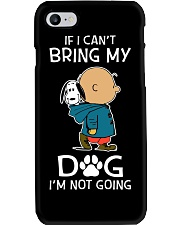 If I Cant Bring My Dog Phone Case thumbnail