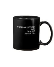 My German Shepherd  Mug thumbnail