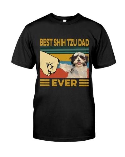 Best Shih Tzu Dad Vintage
