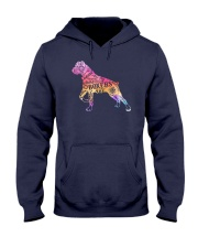 Home Is Where My Boxer Hooded Sweatshirt thumbnail