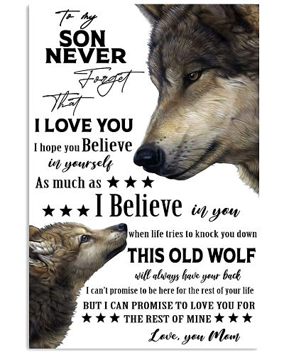 Wolf To My Son
