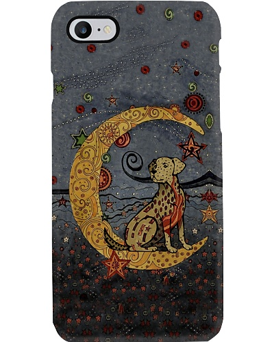 Labrador Half Moon Beauty Phone Case