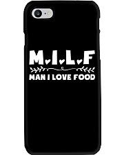 Man I Love Food Phone Case thumbnail