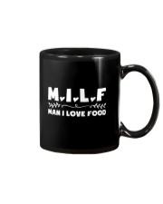 Man I Love Food Mug thumbnail