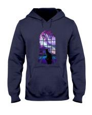 CAT - WINDOW Hooded Sweatshirt thumbnail