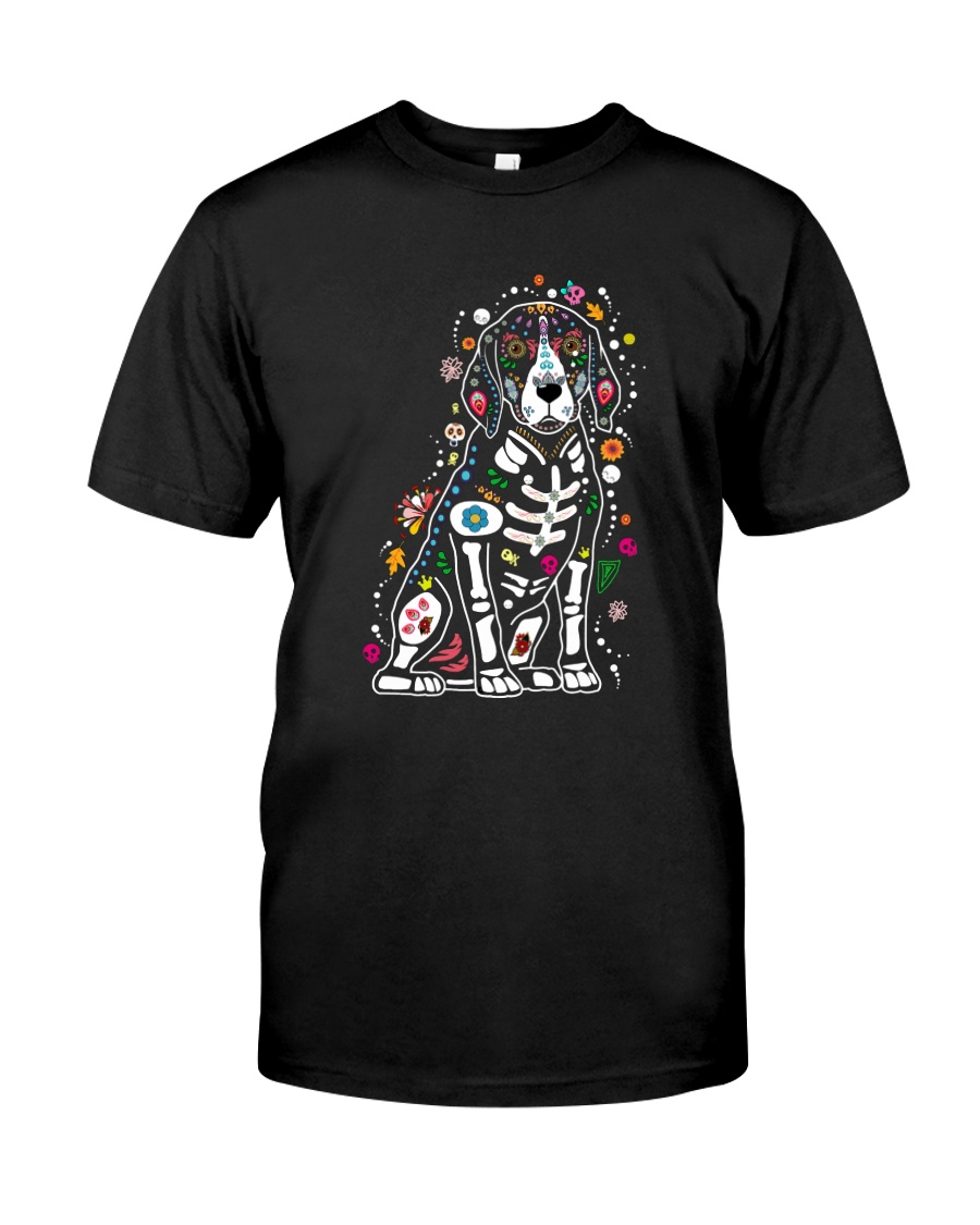 Beagle - Day Of The Dead Classic T-Shirt