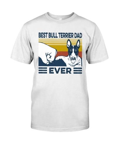 Best Bull Terrier Dad