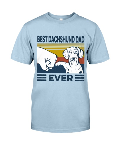 Best Dachshund Dad